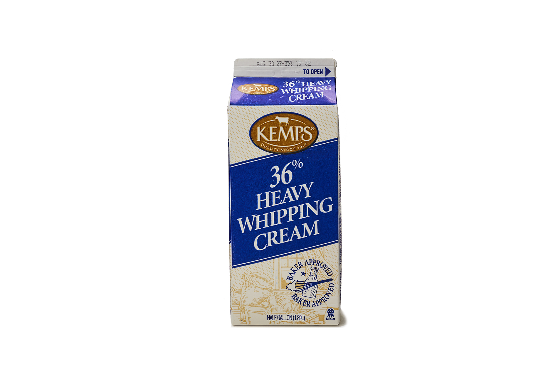 Kemps Heavy Whipping Cream