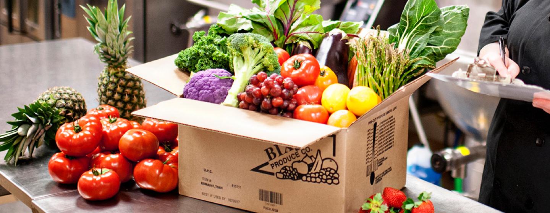 Delivering Fresh Produce Since 1930 - BIX Produce Co