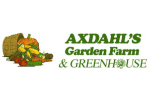 Axdahl's Farm and Greenhouse logo