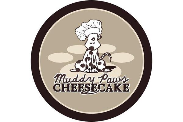 Muddy Paws Cheesecake logo