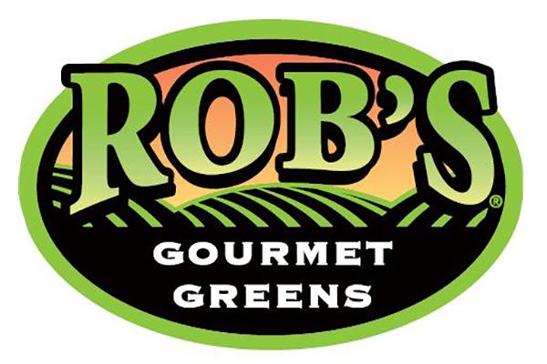 Robs Gourmet Greens logo