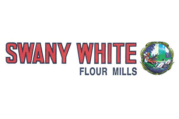 Swany White Flour Mills logo