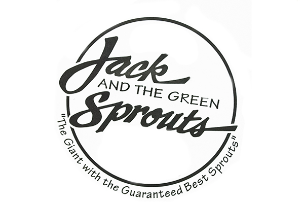 Jack and the Green Sprouts Logo